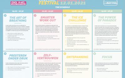 Mentaal en Fysiek Fit Festival